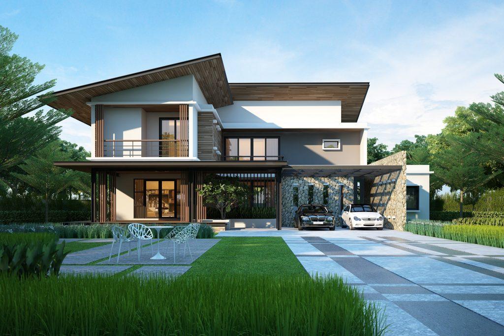 สร้างบ้าน